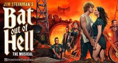 New Bat out of Hell artwork